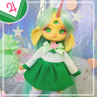 "Sailorfuku - Jupiter power  - For Mouse Mimi /Bunnycorn Lamoon - Online shop ""Villi Tunes Doll"""