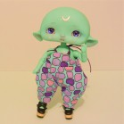 "jumpsuit purple-pink for Cyclops - Mouse - Online shop ""Villi Tunes Doll"""