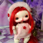"Vivi Bunny - White (RESIN) - Online shop ""Villi Tunes Doll"""