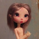 "Lora -  tan (RESIN) - Online shop ""Villi Tunes Doll"""