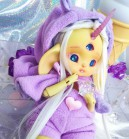 "FULL-SET - for Lamoon - Purple Bat mouse - Online shop ""Villi Tunes Doll"""