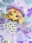 "FULL-SET - for Lamoon - ALISE in WONDERLAND - Mad hat - Online shop ""Villi Tunes Doll"""