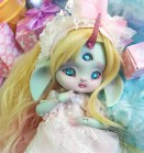 "FULL-SET - for Lamoon - Pink Snowflake - lolita - Online shop ""Villi Tunes Doll"""