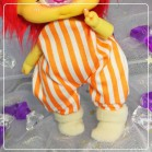 "Jumpsuit in orange stripes  - Online shop ""Villi Tunes Doll"""