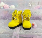 "The boots 1\6 - short - yellow - Online shop ""Villi Tunes Doll"""