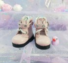 "The boots 1\6 - short - pink - Online shop ""Villi Tunes Doll"""