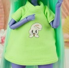 "T-shirt - Green   ^ THE1 HUNGRY RABBIT ^ - Online shop ""Villi Tunes Doll"""