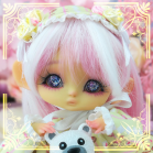"OUTFIT  -  LOLITA - Yellow - cake - Online shop ""Villi Tunes Doll"""