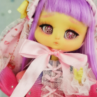 "OUTFIT - LOLITA - BUNNY -  Rainbow marshmallow - Online shop ""Villi Tunes Doll"""