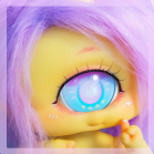 "Cyclops Mizuki  juicy lemon - Online shop ""Villi Tunes Doll"""