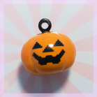 "The bell - happy pumpkin - Online shop ""Villi Tunes Doll"""
