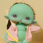 "hood  Sakura pink for Cyclops - Mouse - Online shop ""Villi Tunes Doll"""