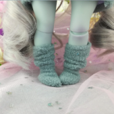"Plush Socks - Online shop ""Villi Tunes Doll"""