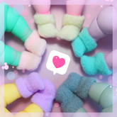 "Socks - Online shop ""Villi Tunes Doll"""