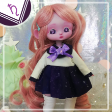 "Sailorfuku -  Galactic star  - For Mouse Mimi /Bunnycorn Lamoon - Online shop ""Villi Tunes Doll"""