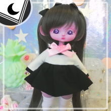 "Sailorfuku - Black Moon  - For Mouse Mimi /Bunnycorn Lamoon - Online shop ""Villi Tunes Doll"""