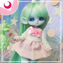 "Sailorfuku - Chibi Moon  - For Mouse Mimi /Bunnycorn Lamoon - Online shop ""Villi Tunes Doll"""