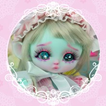 "OUTFIT  -  LOLITA - Cotton candy - Online shop ""Villi Tunes Doll"""