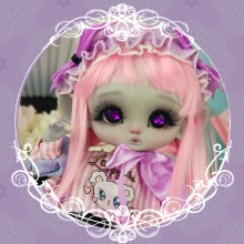 "OUTFIT  -  LOLITA - Blueberry sherbet - Online shop ""Villi Tunes Doll"""