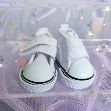 "The sneakers 1\6 - white - Online shop ""Villi Tunes Doll"""
