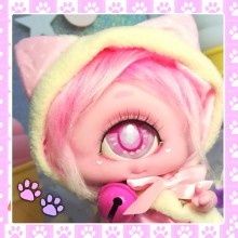 "OUTFIT - white-pink kitten - Online shop ""Villi Tunes Doll"""