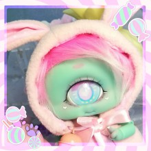 "OUTFIT - candy pink Bunny - Online shop ""Villi Tunes Doll"""