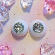 "eyes 16 -*Moonlight silver* - Online shop ""Villi Tunes Doll"""