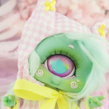 "OUTFIT - sweet Cat Lolita - candy - pink - Online shop ""Villi Tunes Doll"""