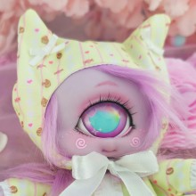 "OUTFIT - sweet Cat Lolita - Yellow - cake - Online shop ""Villi Tunes Doll"""