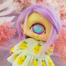 "Dress - Lemons - Online shop ""Villi Tunes Doll"""