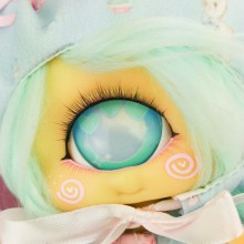 "Cyclops Mizuki  juicy lemon -YELLOW - Online shop ""Villi Tunes Doll"""