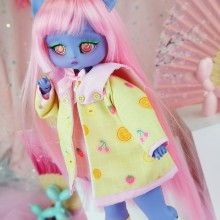 "Bomoku - Yellow pears - Online shop ""Villi Tunes Doll"""