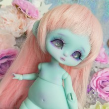 "Mouse Mimi - chu in colour BLUMNT - Online shop ""Villi Tunes Doll"""