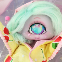 "HOOD - watermelon - Online shop ""Villi Tunes Doll"""