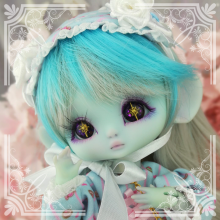 "OUTFIT  -  LOLITA - Blue - cake - Online shop ""Villi Tunes Doll"""