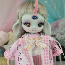 "SET  - Bunny pirates in summer camp - Online shop ""Villi Tunes Doll"""