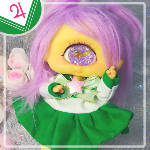 "Sailorfuku - Jupiter power - for Mizuki & Chocote - Online shop ""Villi Tunes Doll"""