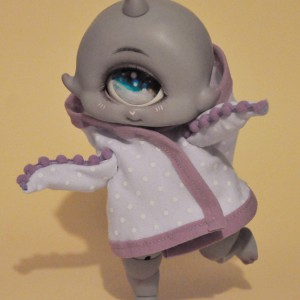 "hood Blue for Cyclops Mizuki - Mouse Chocote - Online shop ""Villi Tunes Doll"""