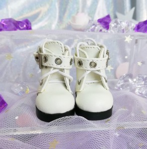 "The boots 1\6 - short - white - Online shop ""Villi Tunes Doll"""