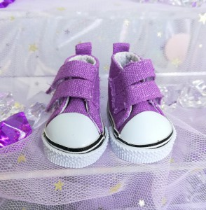 "The sneakers 1\6 - purple - Online shop ""Villi Tunes Doll"""